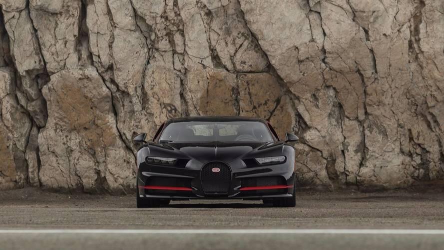 Bugatti rappelle deux Chiron aux USA