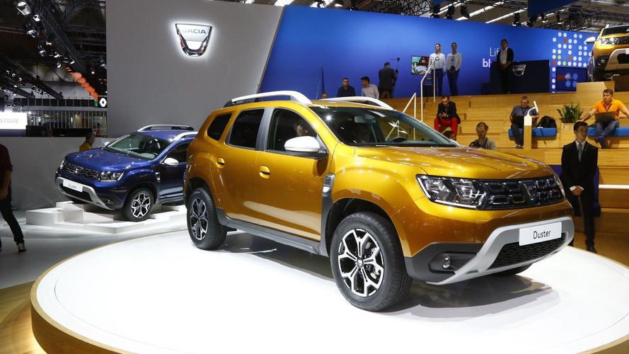 Dacia Duster, 1.3 litrelik benzinli motor seçeneğine kavuştu