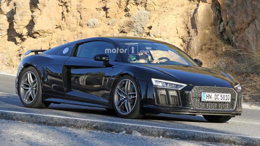 Audi R8 - Un restylage prévu pour le Salon de New York ?