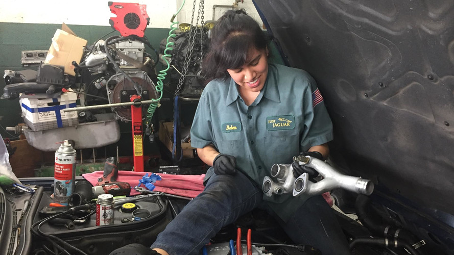Shop Girl: Getting Under The Hood With Women Who Wrench