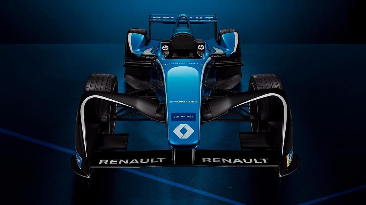 2017 - Renault e.Dams Z.E.17 Formule E
