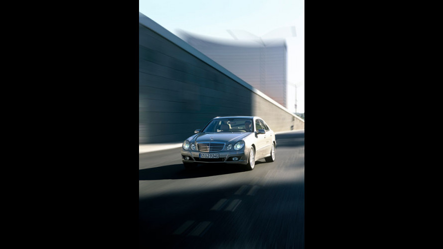 Mercedes Classe E New Generation