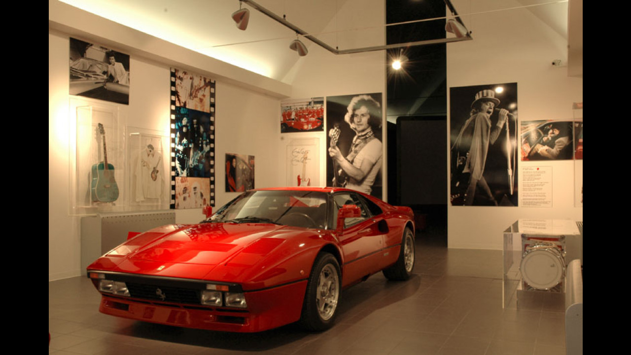 La Ferrari e la Musica