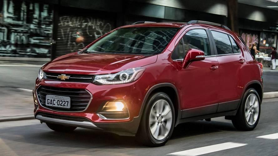 Chevrolet convoca Sonic, Cruze e Tracker para reparar 'airbag mortal'