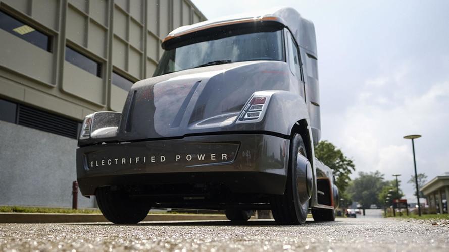 Cummins dévoile un camion électrique avant Tesla