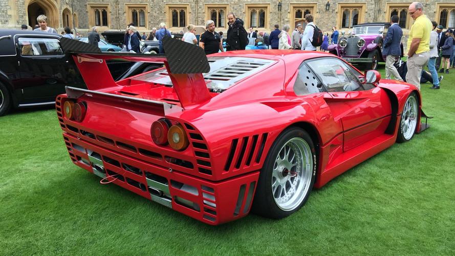 Motor1 Com Legends Ferrari 288 Gto Evoluzione
