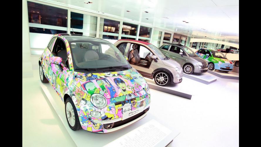 La Fiat 500 festeggia due anni nel Regno Unito