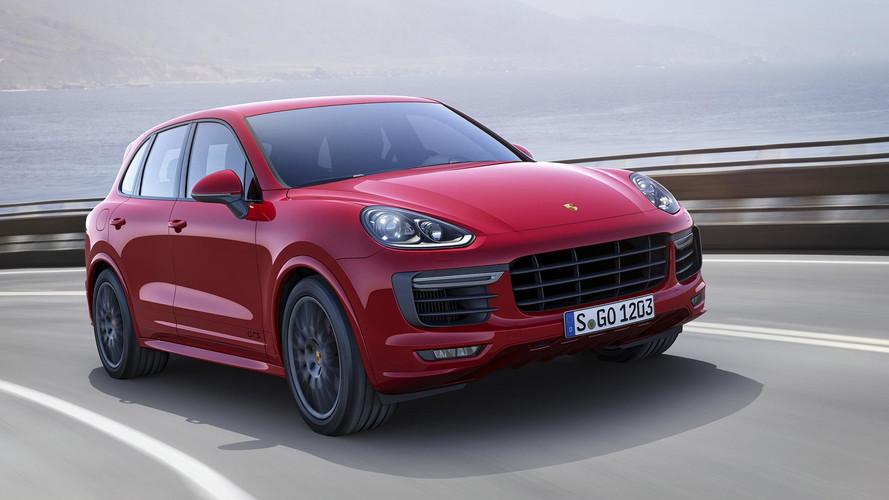 Second-Generation Porsche Cayenne