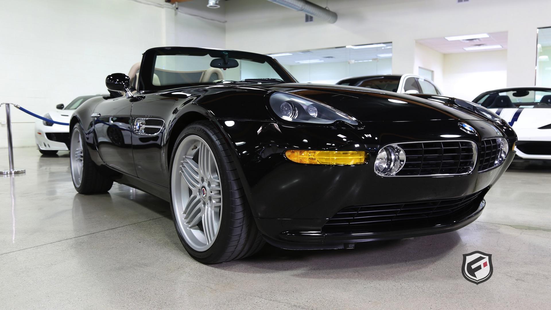 BMW Z8 Alpina >> Rare Bmw Z8 Alpina Costs A Pretty Penny
