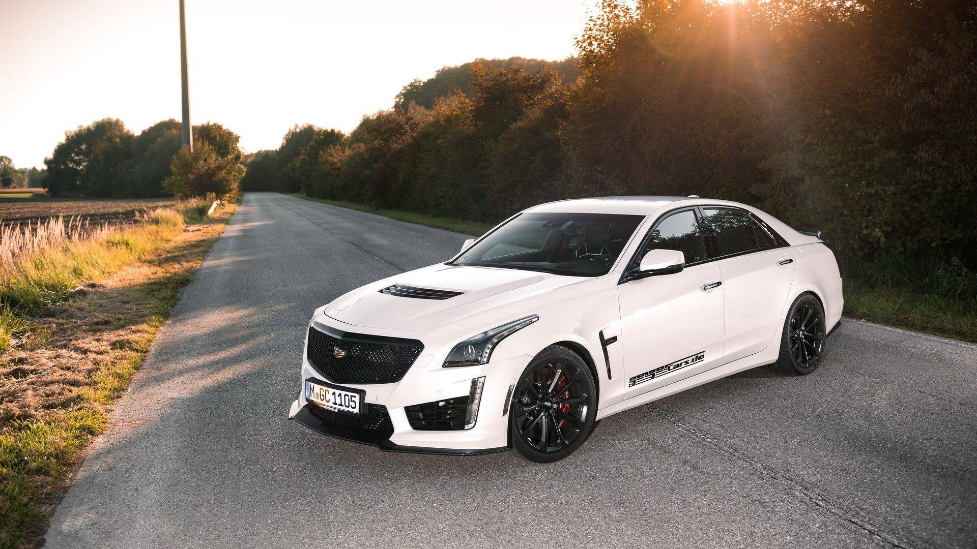 You Can Have This 753 Hp 210 Mph Cadillac Cts V For E63 Money Largest Engine