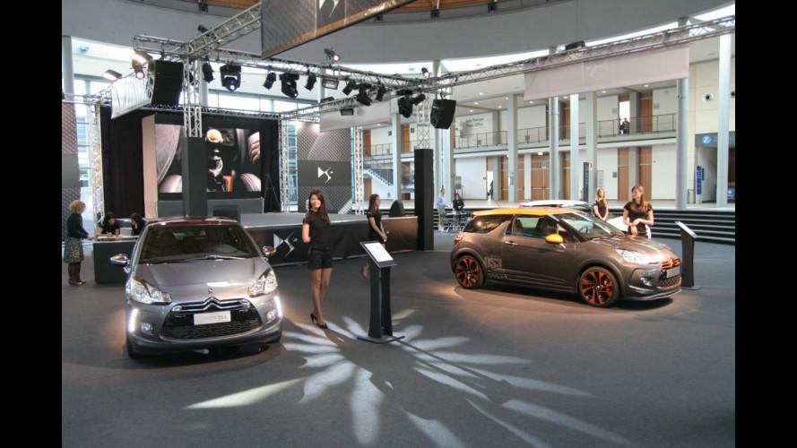 Citroen DS3 al My Special Car Show 2010