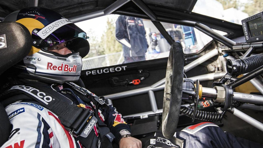 Peugeot releases 208 T16 Pikes Peak time lapse video