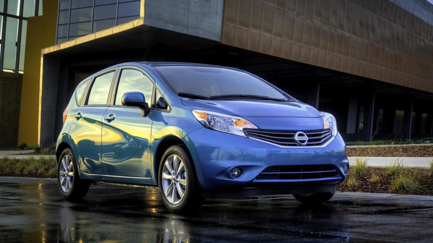 2016 Nissan Versa Note unveiled with minor updates