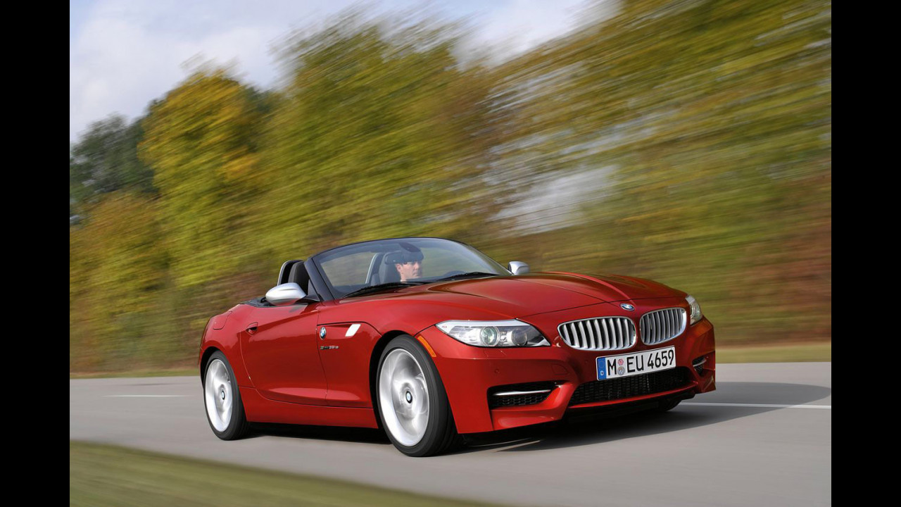 BMW Z4 Roadster sDrive35is