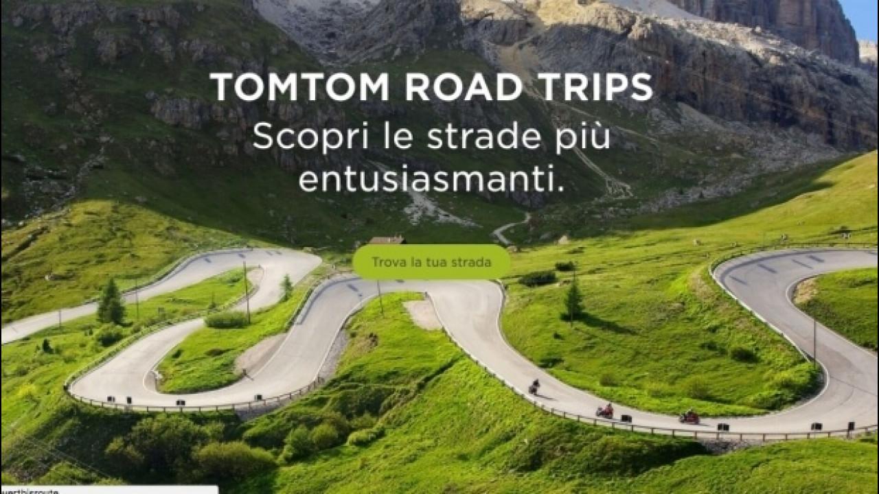 [Copertina] - TomTom Road Trips, le strade più belle del mondo in un click