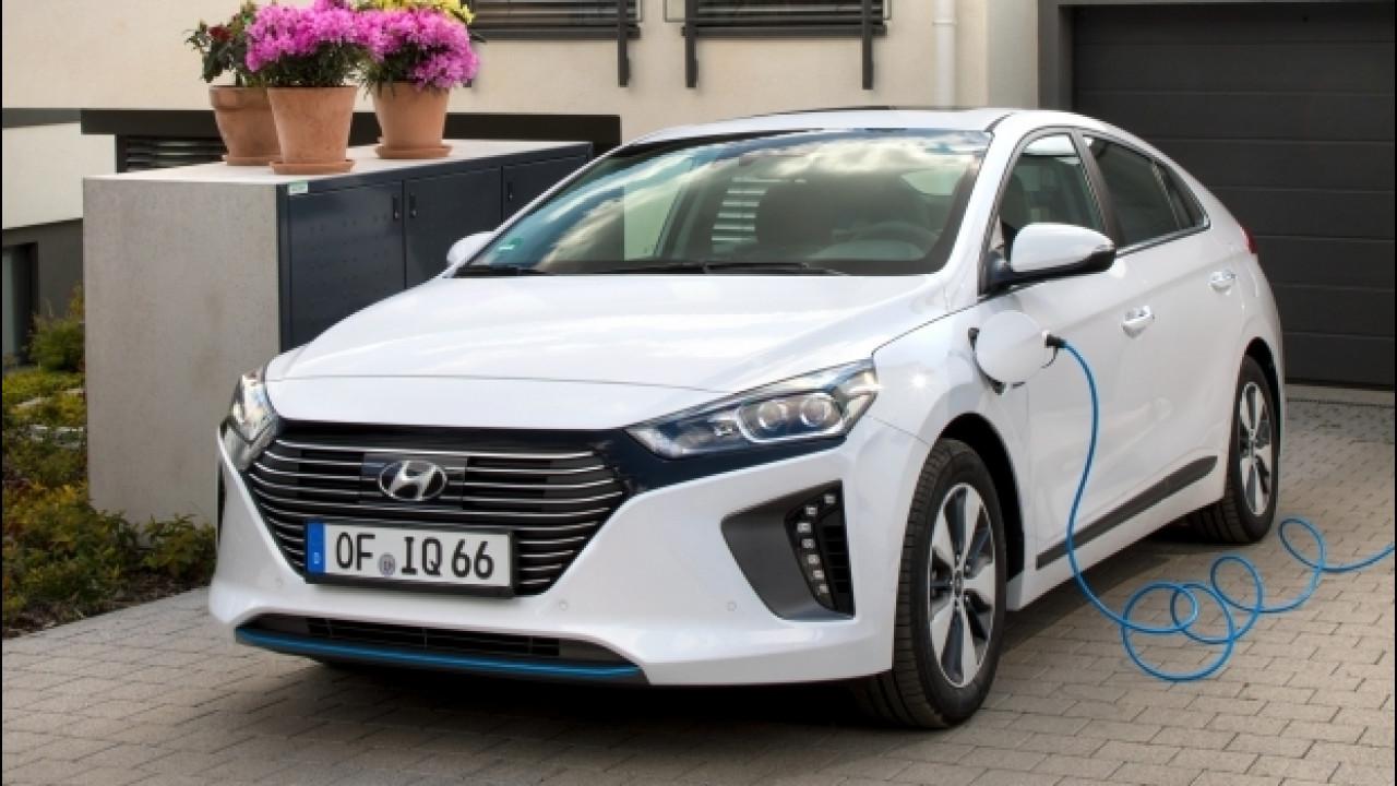 [Copertina] - Hyundai Ioniq Plug-in Hybrid, elettrica per 63 chilometri