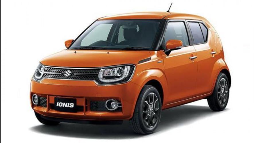 Suzuki Ignis, bis di concept per la prossima compatta giapponese