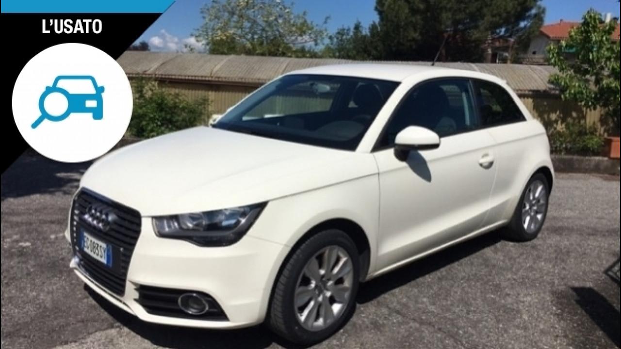 [Copertina] - Audi A1, l'usato anche a 10.000 euro