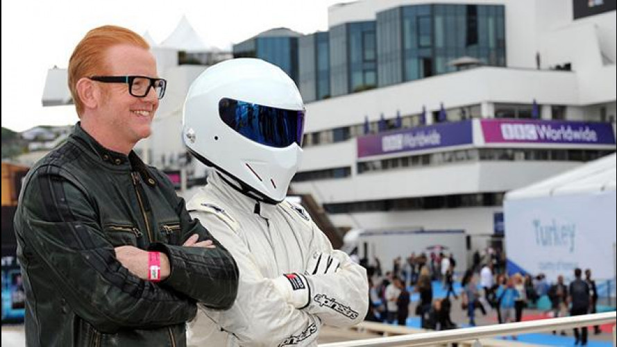 Top Gear 2016, confermato The Stig