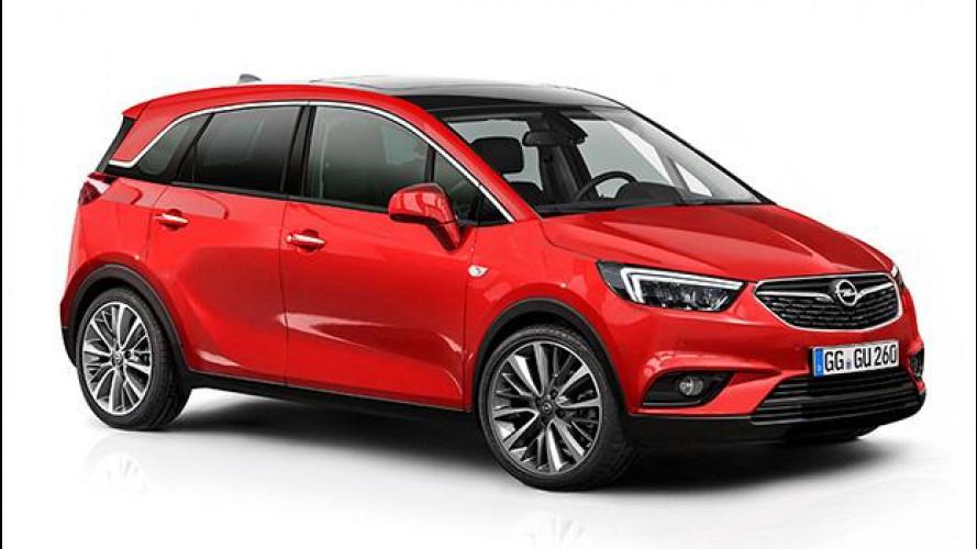 Nuova Opel Meriva, la terza cambia tutto