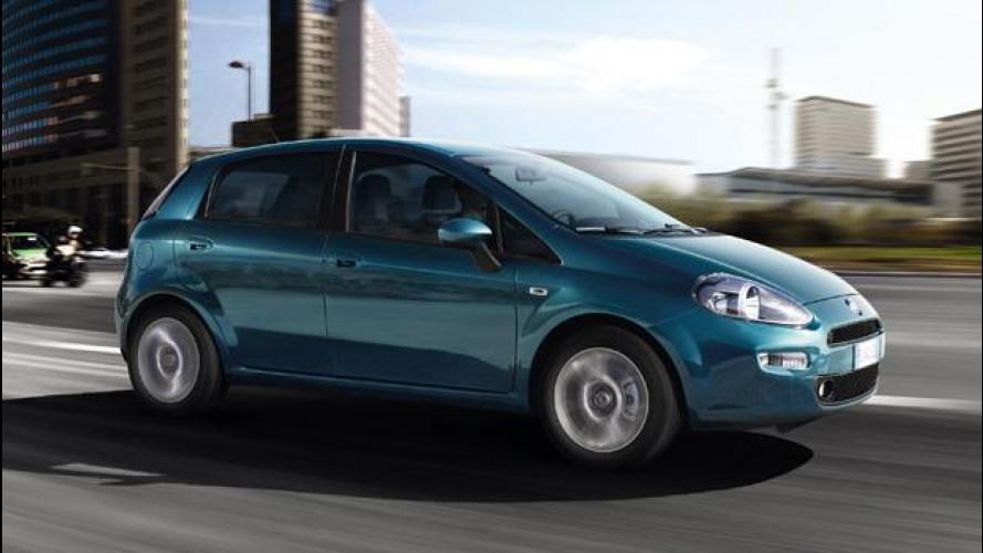 Fiat, a dicembre incentivi fino a 5.000 euro