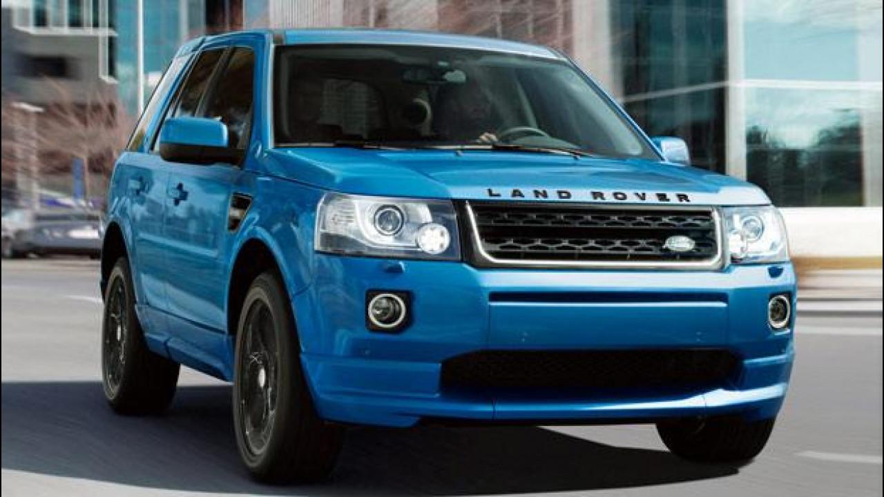 [Copertina] - Land Rover Freelander 2, nuovi allestimenti HSE Luxury e XS