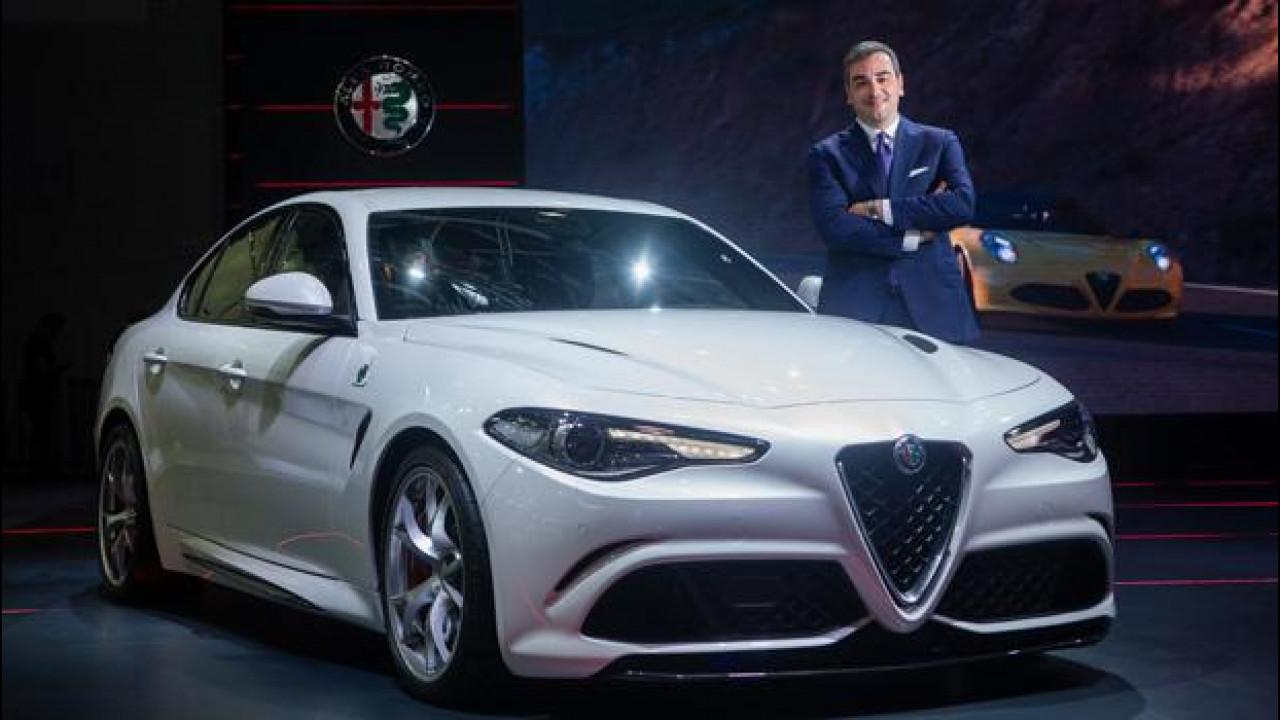 [Copertina] - Alfa Giulia protagonista a Dubai insieme alla 4C di Lapo