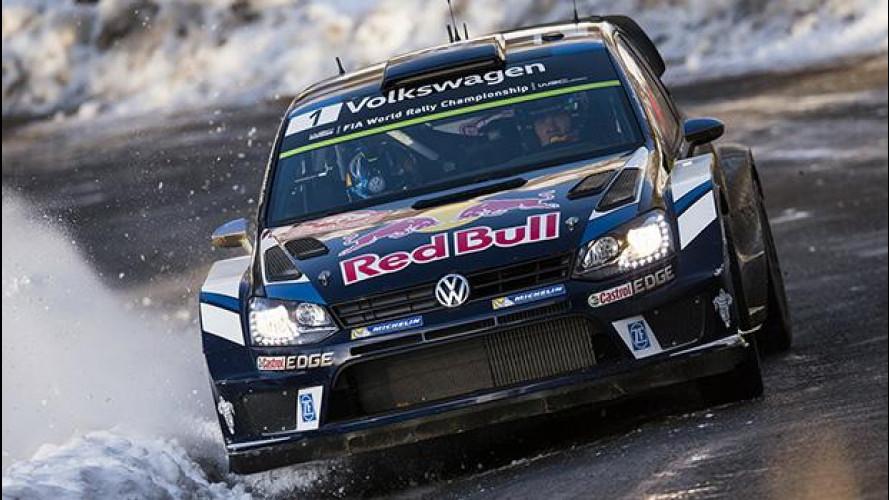 Il Mondiale Rally inizia come era finito, nel segno di Volkswagen