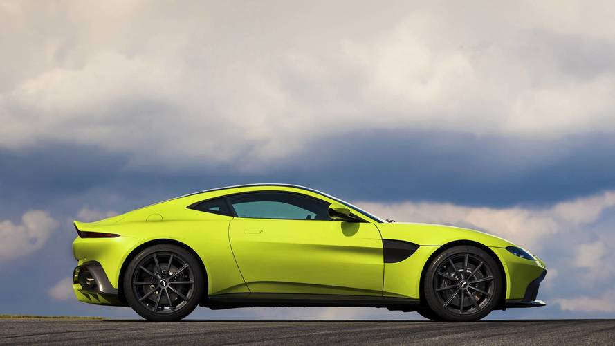 Aston Martin Fed Up With The Comments About Cars Looking Alike