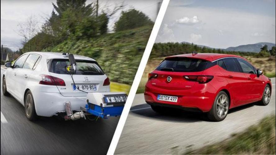 [Copertina] - Consumi reali, PSA e Opel fanno da sole