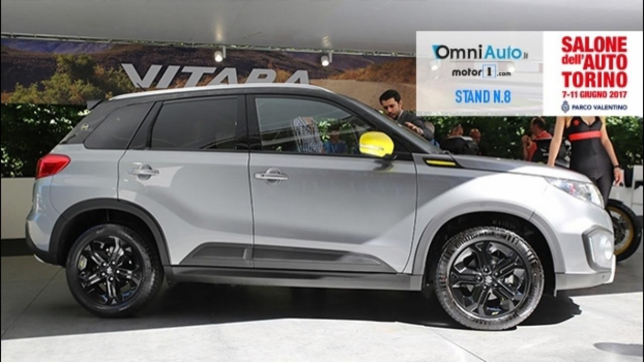 [Copertina] - Suzuki Vitara XT, il SUV che s'ispira alla moto