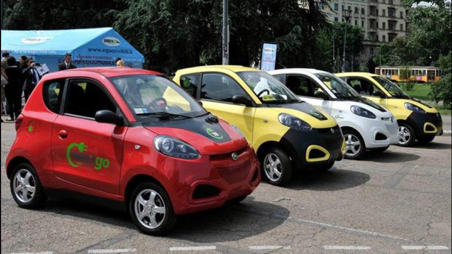 """Car sharing, a Milano arriva quello """"equo e solidale"""""""
