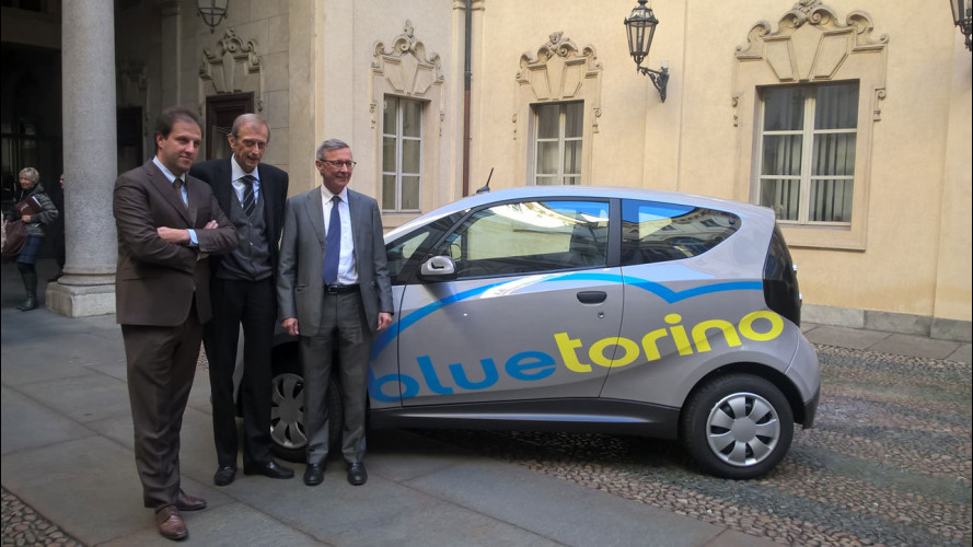 Car sharing, a Torino arrivano le Bluecar di Bollorè