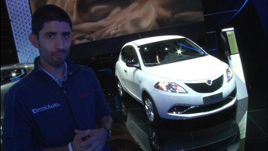 "Lancia Ypsilon, restyling di ""fino"" [VIDEO]"