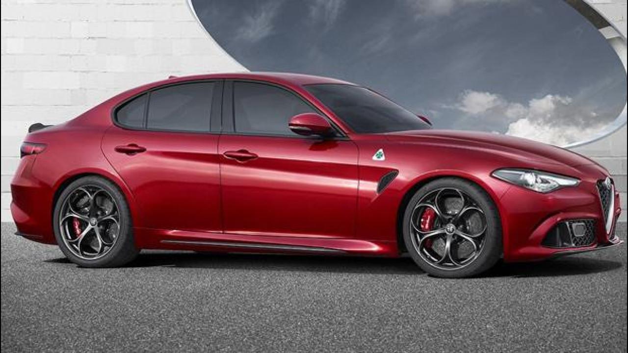[Copertina] - Alfa Romeo Giulia, immensamente Giulia