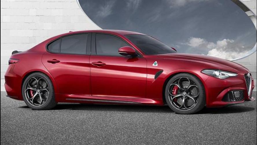 Alfa Romeo Giulia, immensamente Giulia