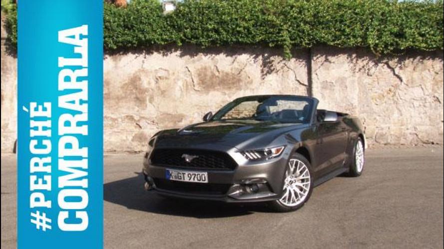 Ford Mustang, perché comprarla... e perché no [VIDEO]