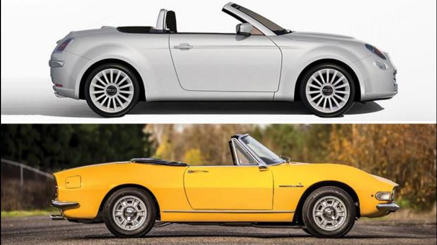 """Nuova Fiat 124 Spider, tutte le antenate """"scoperte"""""""