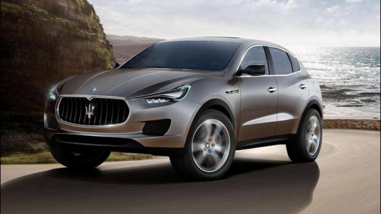 [Copertina] - Maserati punta sul SUV Levante per risollevare le vendite