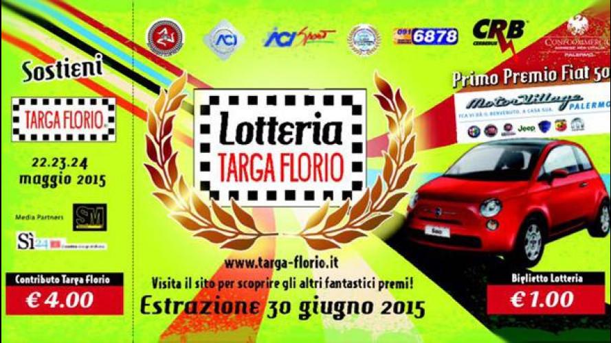 Targa Florio 2015, quest'anno c'è anche una lotteria