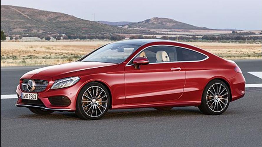 [Copertina] - Mercedes Classe C Coupé, verso la famiglia allargata