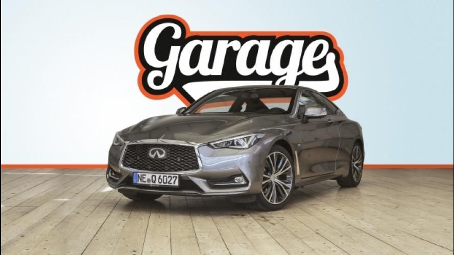 Infiniti Q60, la rivoluzione della coupé è iniziata [VIDEO]