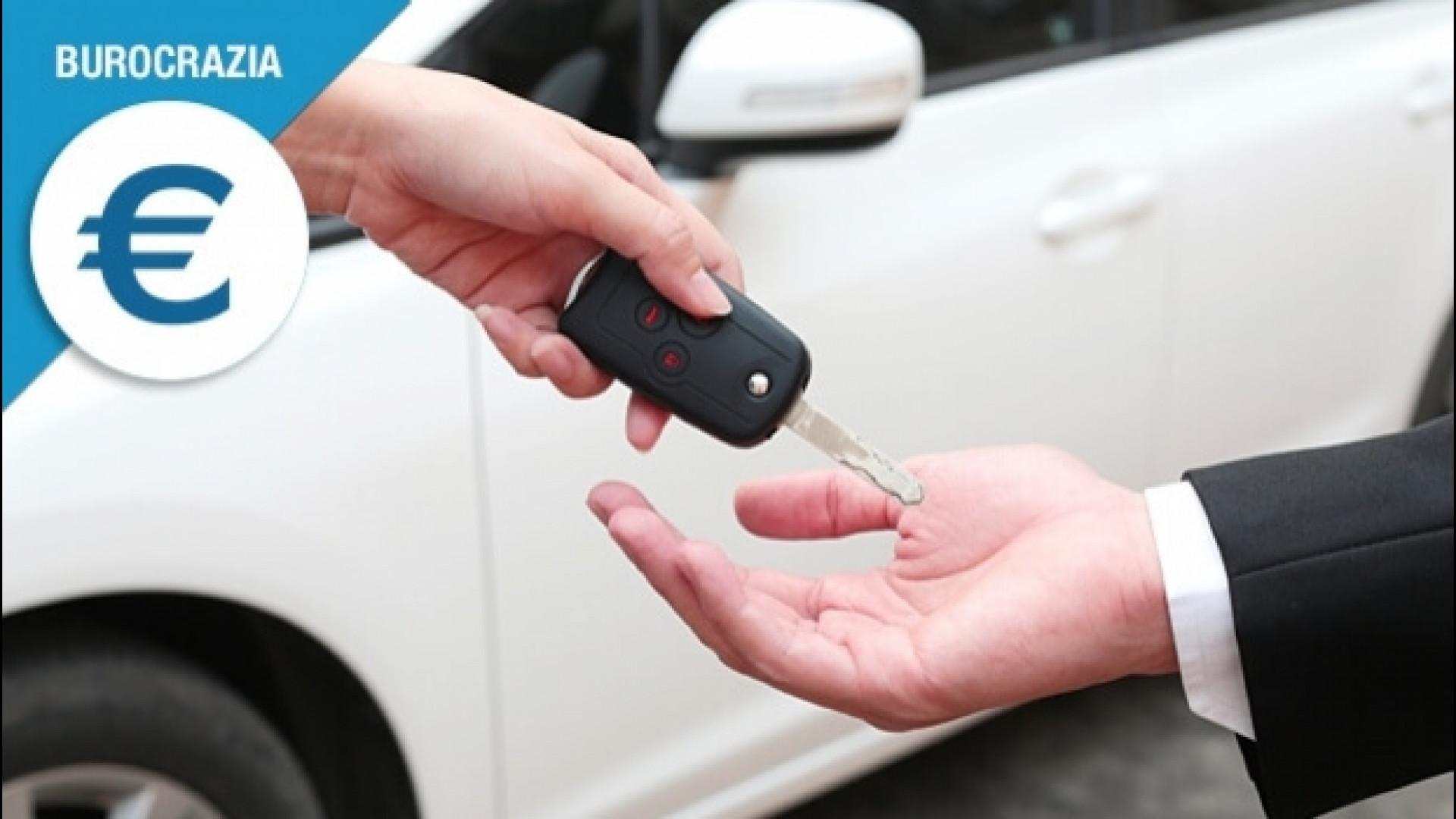 Ufficio Per Passaggio Di Proprietà Auto : Passaggio di proprietà auto tutti i documenti da ricordare
