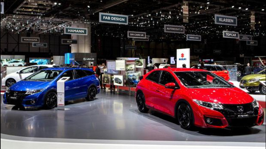 Honda Civic X e Civic Tourer Style, un tocco di stile per il 2016