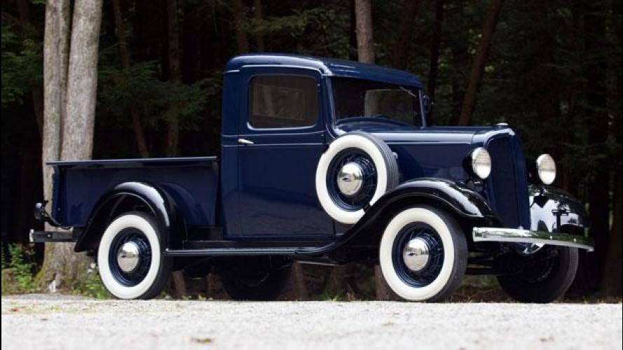 Pick-up, tutto nasce un secolo fa