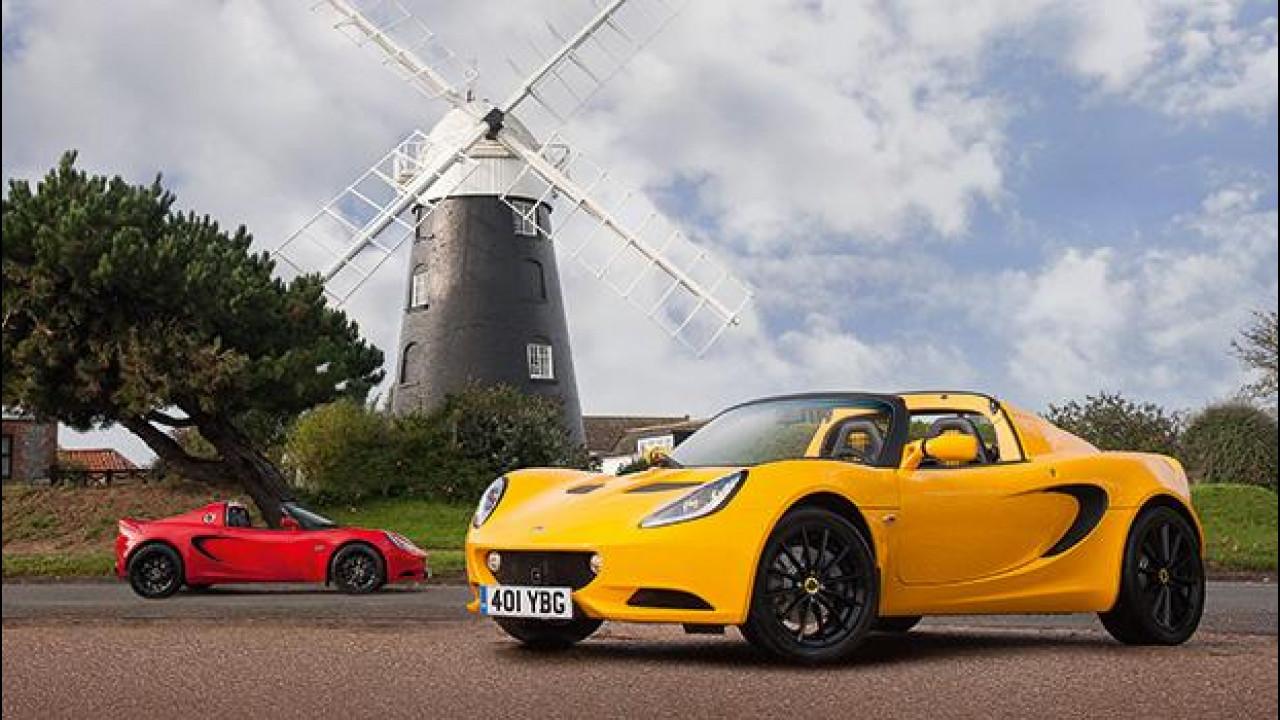 [Copertina] - Lotus Elise Sport e Sport 220, ancora più leggere
