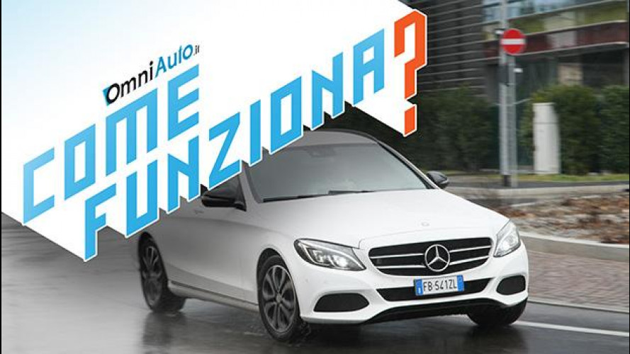 4MATIC, come funziona la trazione integrale Mercedes [VIDEO]