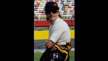 Raikkonen al debutto in Nascar Nationwide Series
