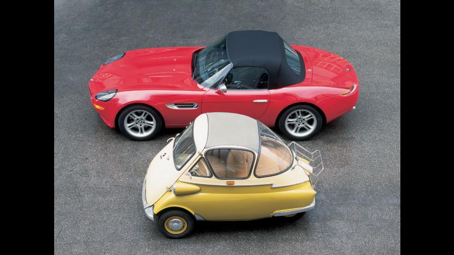 BMW prepara la rivale della smart?