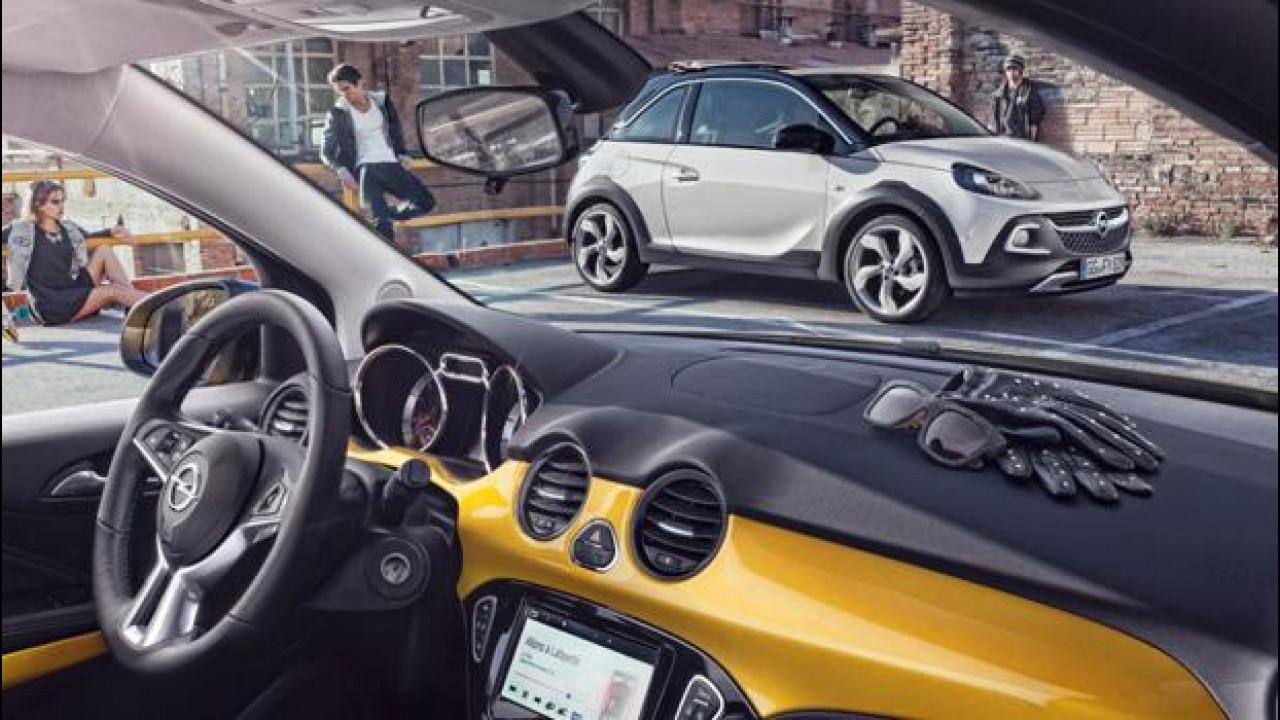 [Copertina] - Opel vuole l'8% del mercato europeo
